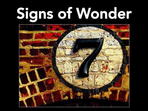 Signs of Wonder: New Breath