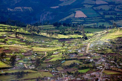 Live from Ecuador