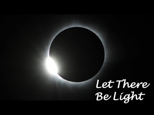 Let there be light…to the nations