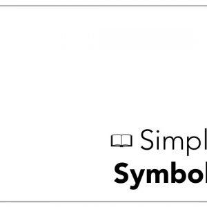 SIMPLE SYMBOLS: Stones