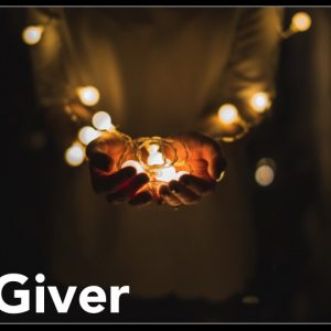 THE GIVER (The Gift of Peace)